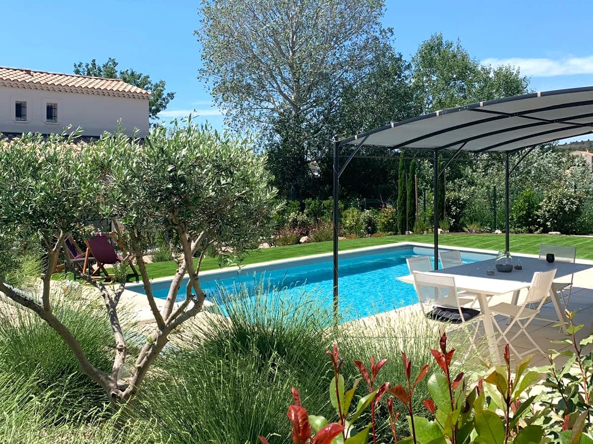 Villa rental with pool in Provence