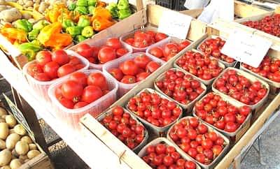 Les marchés de Provence : A chaque jour son marché
