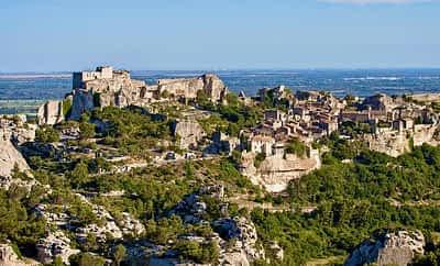 A trip to « Les Baux-de-Provence »
